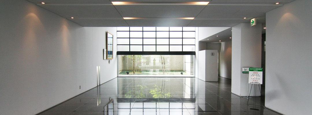 新潟合同法律事務所 Nビルのフロント