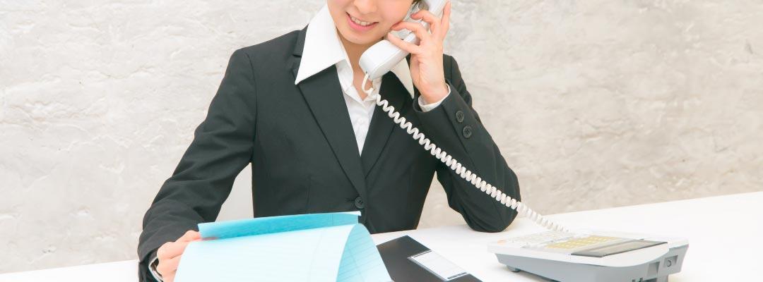 電話でお気軽にご予約ください。