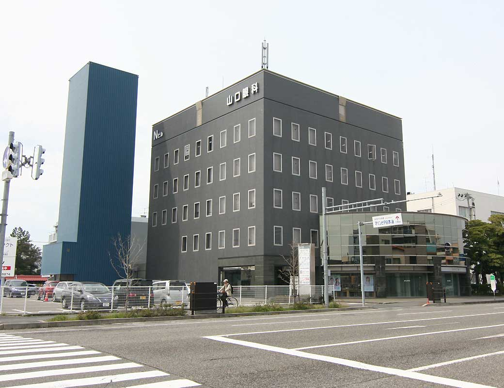 新潟合同法律事務所 Nビル外観